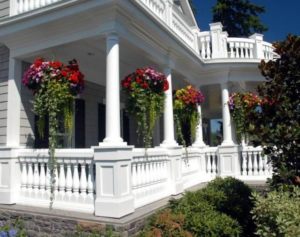 Front Porch flowerx