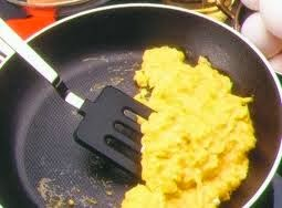 Scrambled, Not Fried